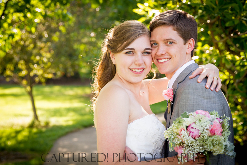 Martin and Emily | Married!