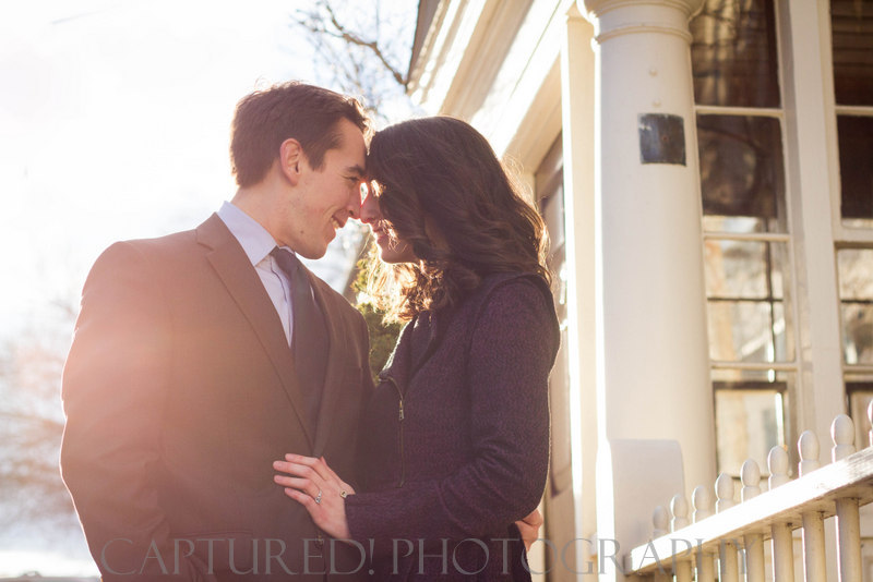 Ben and Victoria | Engaged!