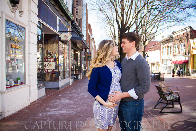 Mike and Katie | Maternity Session