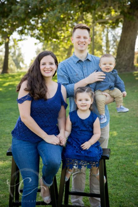 A Family Session at Dover & Hendrix Park – The Flacks