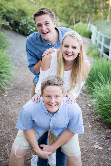 The Olson's Mission Viejo Family Session