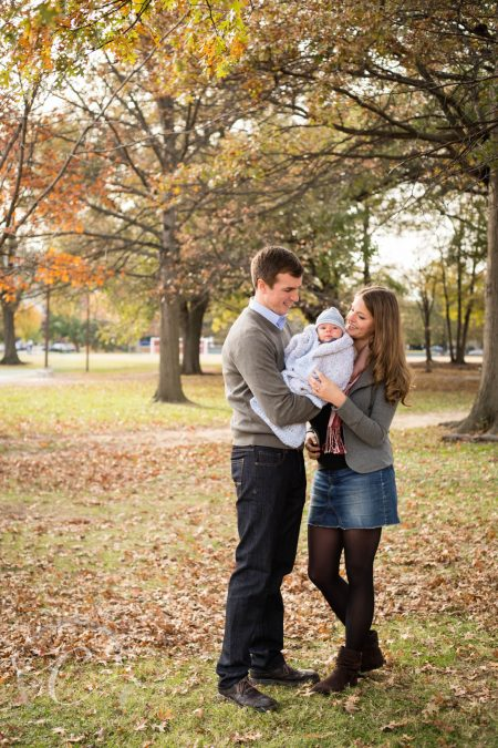 An Arlington Family Photo Session – The Nelsons