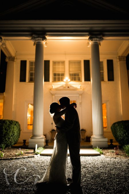 Tim and Megan's Spring Wedding at Whitehall Manor