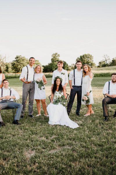 Loudoun County NOVA Wedding Photographer Zion Springs - Captured! Photography