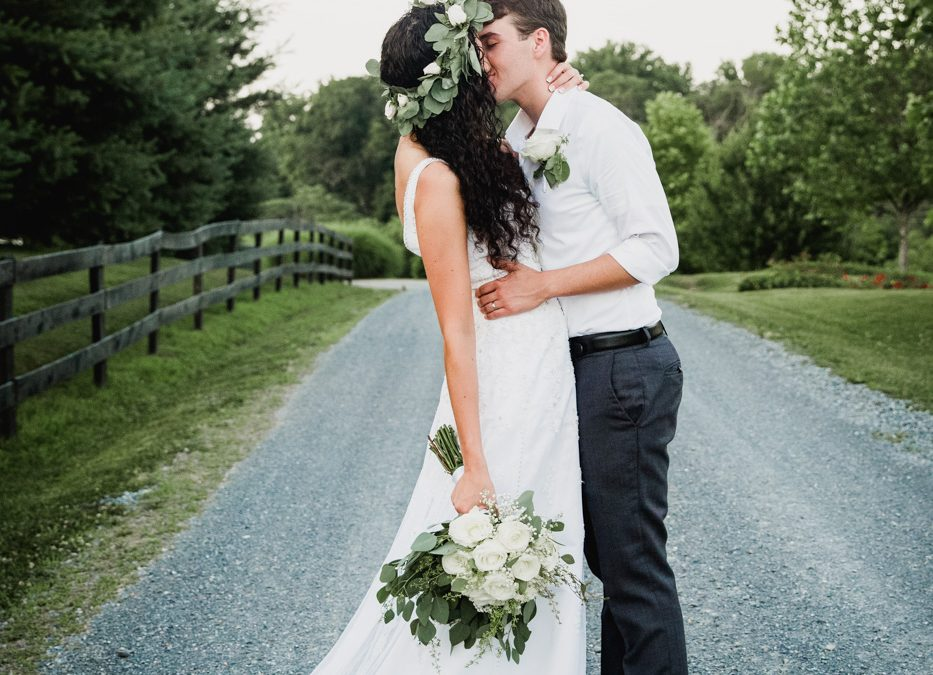 Bryan and Sequoia's Zion Springs Wedding