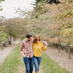 Blandy Experimental Farm Engagement Session by Christine McDonald