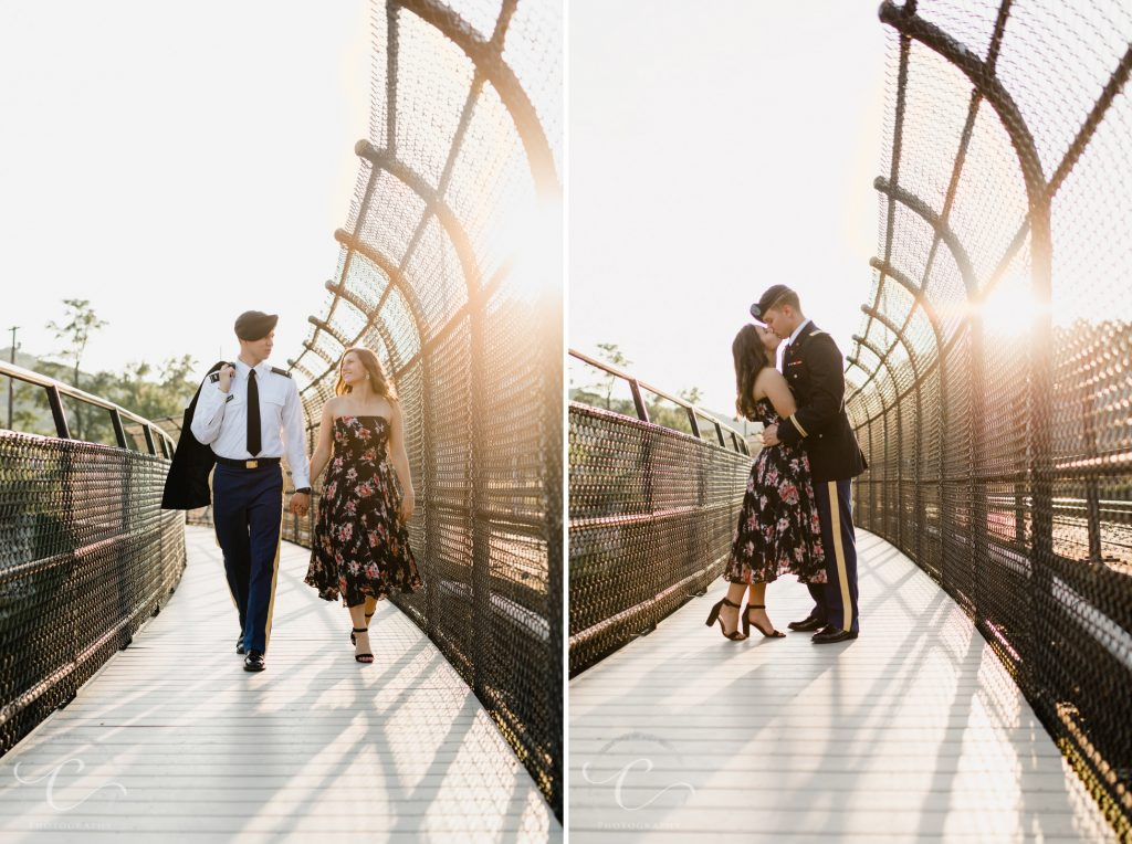 Harpers Ferry Engagement Photos Captured! Photography by Christine