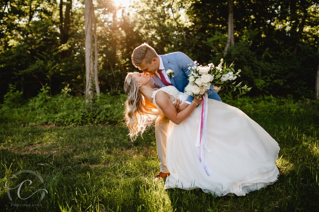 Cooper Alexis Rosemont Wedding Captured Christine
