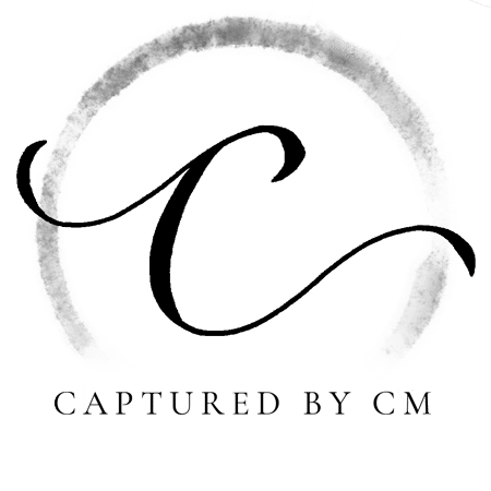 Captured by CM logo